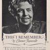 [Eleanor Roosevelt.]