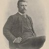 Theodore Roosevelt as he appeared when a member of the National Civil Service Commission.