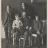President Roosevelt and his four sons. The most recent photograph; copyright 1904, by Arthur Hewitt.