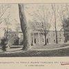 Tranquility, La vielle maison familiale des Roosevelt a Long-Island.