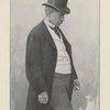 John D. Rockefeller from a photograph taken at Chicago University in 1900.