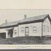 The house in which John D. Rockefeller was born near Richford, Tioga Co., N.Y.