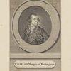 [Charles Watson-Wentworth, Marquis of Rockingham.]