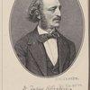 Julius Levin Rodenberg. Nach photographie aus dem Jahre 1885.