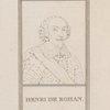 [Henry, Duc de Rohan.]