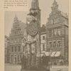 Der Roland vor dem Rathause zu Bremen.