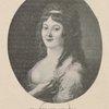 Mme. Roland (1754-1793). Portrait, par Heinsius (musée de Versailles). Phot. Neurdein.