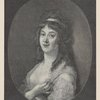Mme. Roland. (From the portrait by Heinsius.)