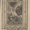 . . . Barnard's new complete authentic history of England. The celebrated Battle off Cape La Hogue, in which Admiral Rook burnt the Franch admiral's ship called the Rising Sun with twelve other large men of war, May 20, 1692