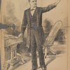 Graphic statues--the great Democratic commoner, Samuel J. Randall.