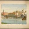 Vid Kremlia s Kamennym mostom