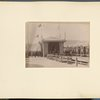 [Alexander III at a railroad station]