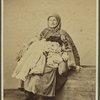 Russian washwoman.