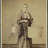 Russian servant girl.