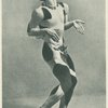 Vaslav Nijinsky in his work