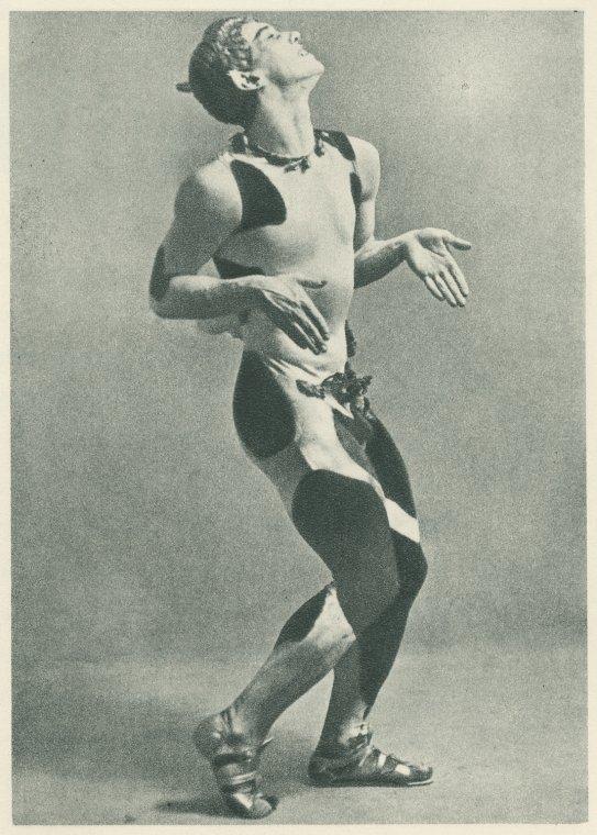 Vaslav Nijinsky, Afternoon of a Faun