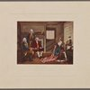 Birth of our nation's flag. George Ross. Gen'l Washington. Robert Morris. Betsy Ross