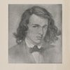 D.G. Rossetti. From the portrait by himself.