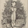 """Punch's fancy portraits.--No. 34. Our """"Rosebery plate"""