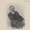"""Herr Peter Rosegger author of """"The forest schoolmaster"""""""