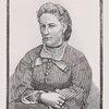 Only correct likeness of Mrs. Marietta Ball = Einzig correctes bildness von Miss Marietta Ball.