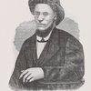 Only correct likeness of Lapage the Fiend = Einzig correctes bildness von Lapage, dem Mörder.