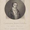 Cajetanus Rossi, Catacii, in regno Neapolis, ciculi quadraturae inventor