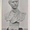 Portrait de M. Edmond Rostand ; buste, bronze.