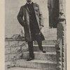 """M. Edmond Rostand quittant """"Etchegorria."""""""