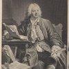 Joannes Baptiste Rousseau, natus anno 1670. Ceruor in nostro carmine vultus erit. Mart. L. 7 Ep. 84