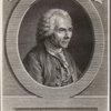 J.J. Rousseau. [Inscription: Vitam impendere vero.]