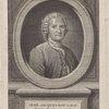 Jean Jacques Rousseau. Né en Genêve en 1708