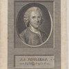 J.J. Rousseau, mort le 4 Juliet 1778, agé de 66 ans