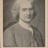 J.J. Rousseau , pastel de Quentin de la Tour ; Mme. De Warens, portrait attribué à Quentin de la Tour ; J.J. Rousseau, par Ramsay, d'après une manière noire de D. Martin
