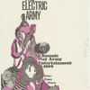 """The Electric Army"" program: sounds of Army Entertainment"