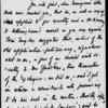 [Simeon], Sir John. ALS to. Regarding a pension for William Allingham [18]68 Dec. 28