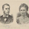Archduke Rudolph, Crown Prince of Austria. Princess Stéphanie of Belgium.