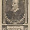 Herman Christoph Rueswormb. KA. MA. Krigsrath un feldmarschalt. Virtuti fortuna comes.