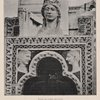 Buste de femme inconnue portraits en bas-relief de Nicola Rufolo et sa femme Sigligaïta (ambon de la cathédral de Ravello).