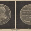 The Rumford medal. Obverse. Reverse.