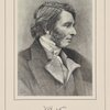 Ruskin in middle life. Engraved by T. Johnson. After a photograph by Elliot & Fry.