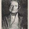 John Ruskin. By professor Hubert von Herkomer, R.A.