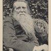 John Ruskin. (One of the latest photographs taken).