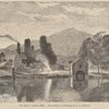 The Ruins, Coniston Hall. Facsimile of a drawing by L.J. Hilliard