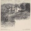 """""""Brantwood,"""" on Coniston Water, England. Ruskin's home."""