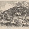 Mr. Ruskin's house, Brantwood. After a drawing by L.J. Hilliard
