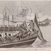 Les fêtes di troisième centenaire de L'admiral de Ruyter a flessingue.