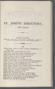 St. Joseph city directory ... [Part 2]