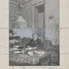 Excmo. Sr. D. Práxedes Mateo Sagasta. (De fotografia, hecha recientemente en su casa de Avila, por Ch. Franzen.)
