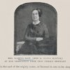 Mrs. Russell Sage, (Miss M. Olivia Slocum) at her graduation from Troy Female Seminary.